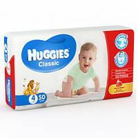 Подгузники Huggies 4 (50шт.) /Код 3358