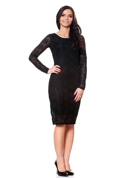 Кружевное платье вечернее (размеры от 44 до 58)
