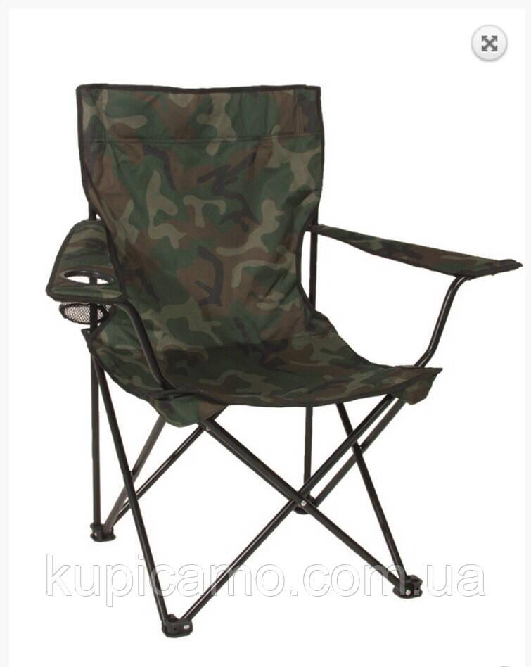 """Туристическое раскладное кресло """"MIL-TEC"""" Германия"""