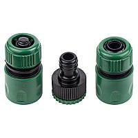Набор коннекторов ½˝+ адаптер в/р ½˝×¾˝ для шланга ½˝ Grad (5016155)