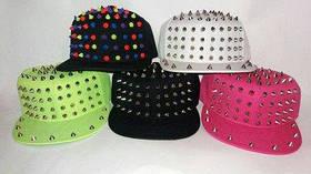 Кепки, шляпки
