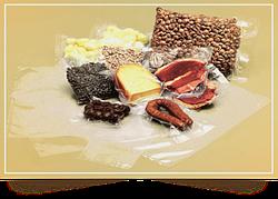 Вакуумний Пакет харчової 200х200 мм
