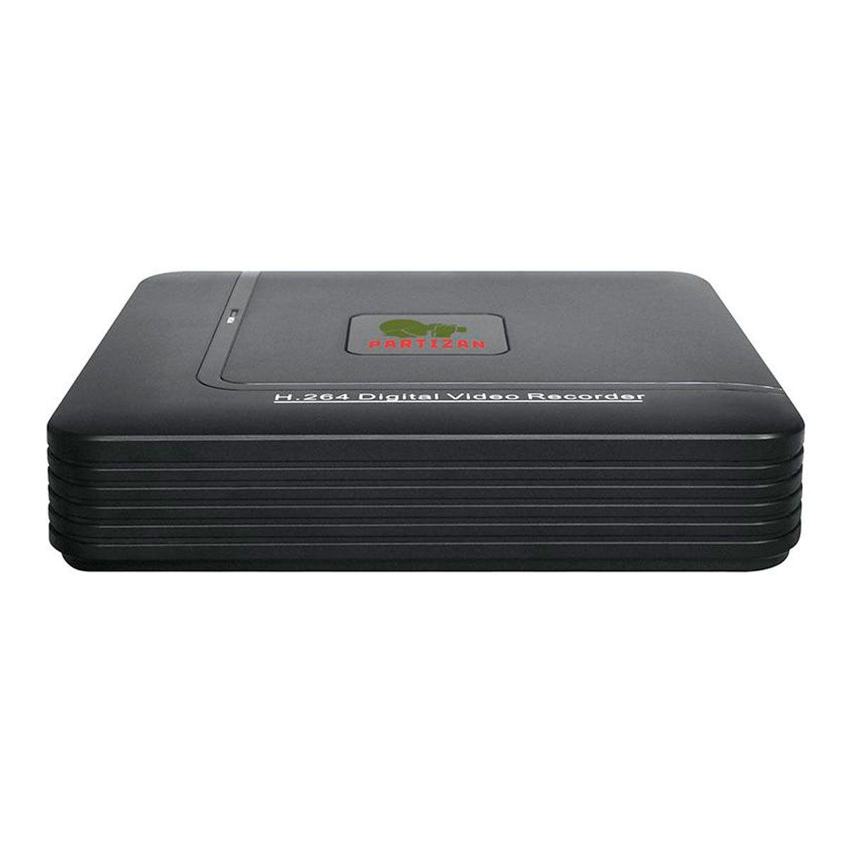 Видеорегистатор 4-канальный Partizan CHD-30S HD v4.0