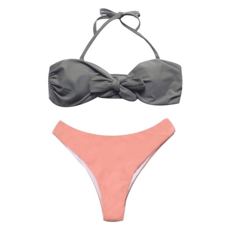 Модный женский раздельный купальник Victoria размер М
