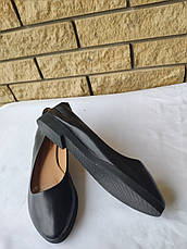 Туфли  женские на небольшом каблуке MENGTING, фото 3
