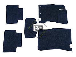 """Ворсовые коврики """"Extra"""" Nissan Qashqai c 2013 (черные) - Текстильные автоковры Ниссан Кашкай"""