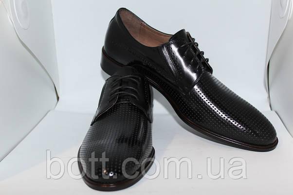 Туфли кожаные летние , фото 3