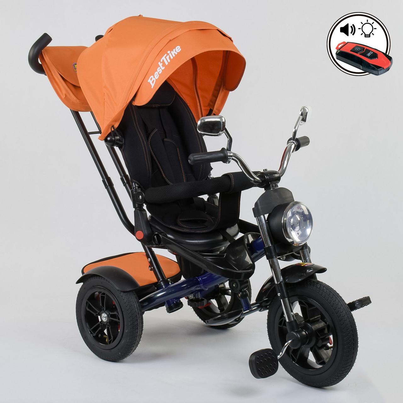 efe33ed3beeda Детский трехколесный велосипед Best Trike 4490-2903 Гарантия качества Бесплатная  доставка - KIDSas магазин-