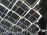 Сітка рабиця з загнутими краями (відео)