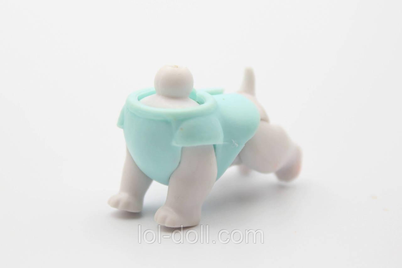 Костюм Кукла LOL Surprise 5 Серия Питомец Fuzzy Голубой Лол Сюрприз Оригинал