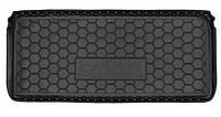Коврик в багажник для Smart 450 (1998-06) полиуретан 111519 Avto-Gumm