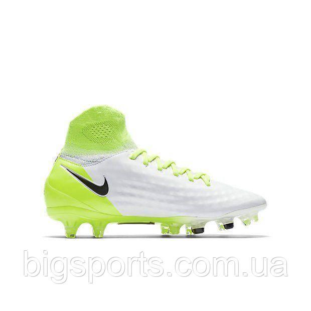 Бутсы футбольные дет. Nike Magista Obra II FG (арт. 844410-109)
