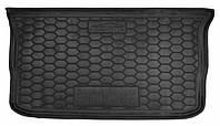 Коврик в багажник для Smart 453 (2014>) Forfour полиуретан AG 111580 Avto-Gumm