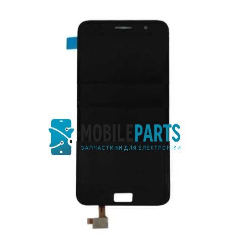 Дисплей для Lenovo Zuk Z1 с сенсорным стеклом (Черный) Оригинал Китай