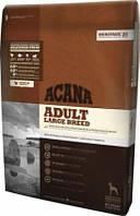Сухой корм Акана для крупных пород собак Acana Adult Large Breed 17 кг