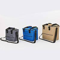 Термосумка сумка-холодильник Classic 0292-10: объем 10л, размер 25х25х16см