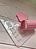 Стемпинг для ногтей + Пластина + Краска для стемпинга Набор, фото 2