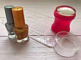 Стемпинг для ногтей + Пластина Набор, фото 10