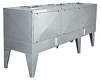 Выносной воздушный конденсатор версия EMICON CRC 9 -1M Kc с центробежными вентиляторами