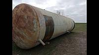 Емкость железнодорожная 63м3 нержавейка/биметал