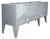 Выносной воздушный конденсатор версия EMICON CRC 34 - 2M Kc с центробежными вентиляторами