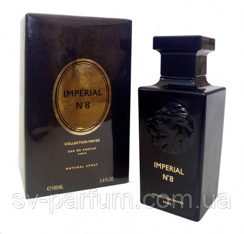 Парфюмированная вода мужская Imperial 8 100ml