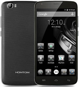 "Homtom HT6 Black 2/16 Gb, 5.5"", MT6735, 3G, 4G"