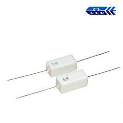 0,18 om (5W) ±5% резистор выводной цементный