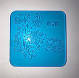 Пластина для стемпинга (пластиковая) WK06, фото 3