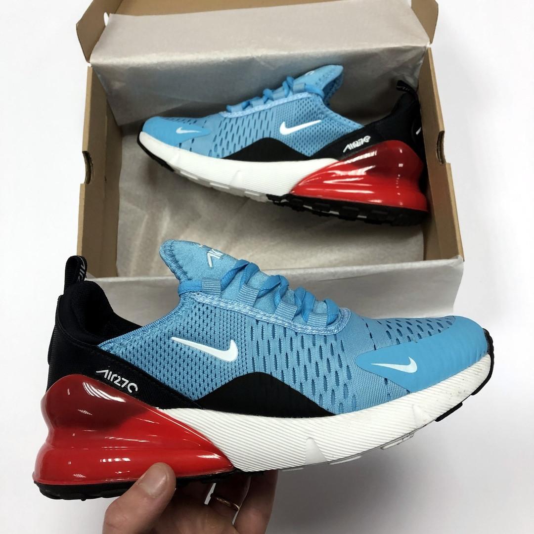 Женские кроссовки в стиле Nike Air Max 270 (36, 37, 38, 39, 41 размеры)