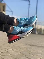 Женские кроссовки в стиле Nike Air Max 270 (36, 37, 38, 39, 41 размеры), фото 2