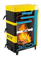 Котел на дровах для дома 20 кВт (котел длительного горения)  Дровяной котел для дачи длительного горения 200м2