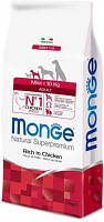 Monge (Монже) Mini Adult Сухой корм для взрослых собак мелких пород  3 кг