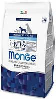 Monge (Монже) Medium Adult Сухие корма для средних пород собак 3 кг