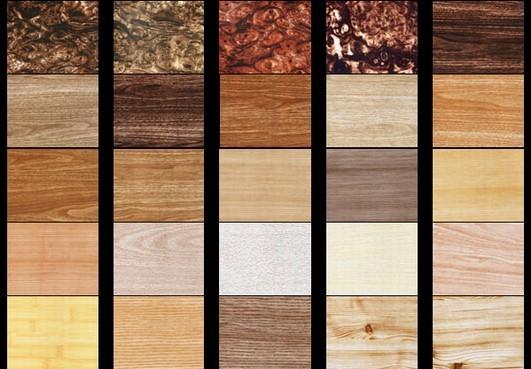 Изделия из дерева, свойства и характеристики.