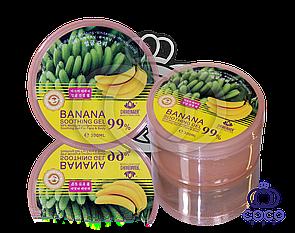 Гель для лица и тела Banana Soothing Gel (Банан)
