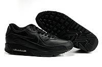 Кроссовки мужские Nike Air Max 90 (Оригинал), кроссовки найк аир макс 90, черные кроссовки nike