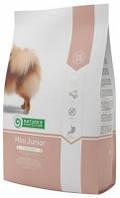 Nature's Protection Mini Junior Корм для щенков мелких пород собак 18 кг