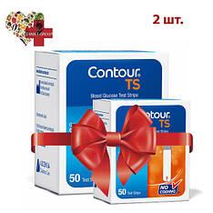 Тест-полоски Contour TS №50 2 упаковки