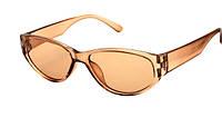 Солнцезащитные очки в прозрачной оправе Retro Imidge
