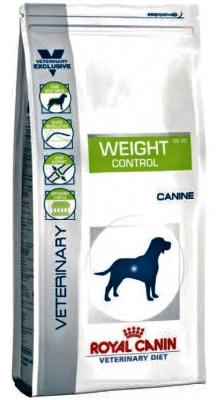 Лечебная диета Royal Canin Weight Control для собак при ожирении 1,5 кг