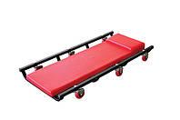 Лежак автослесаря складной Profline 97404