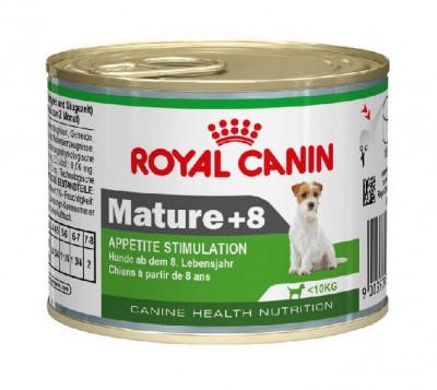 Royal Canin Mature +8 Wet Влажный корм для собак Роял Канин 195 гр