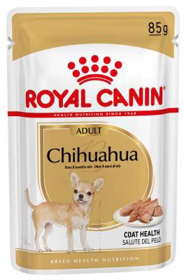 Консервы Royal Canin Chihuahua Влажный корм для Чихуахуа 85 гр