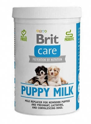 Brit Care Puppy Milk Сухе молоко для цуценят Бріте Каре 250 гр, фото 2