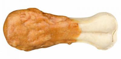 Косточки для чистки зубов Лакомства с курочкой для собак Trixie DENTAfun 12 см х 60 гр  2шт, фото 2