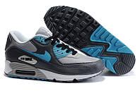 Кроссовки мужские Nike Air Max 90 (Оригинал), кроссовки найк аир макс 90, серые кроссовки nike