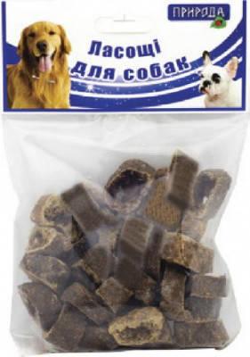 Лакомства для дрессировки собак Печенье с мясом 100 гр, фото 2