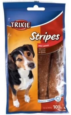 PREMIO Stripes Light Витамины и лакомства для собак Trixie с ягненком 100 гр  10 шт