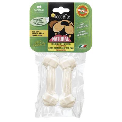 GOODBITE BONE Жувальні кістки для собак з куркою Ferpast S 2 шт х 40 гр